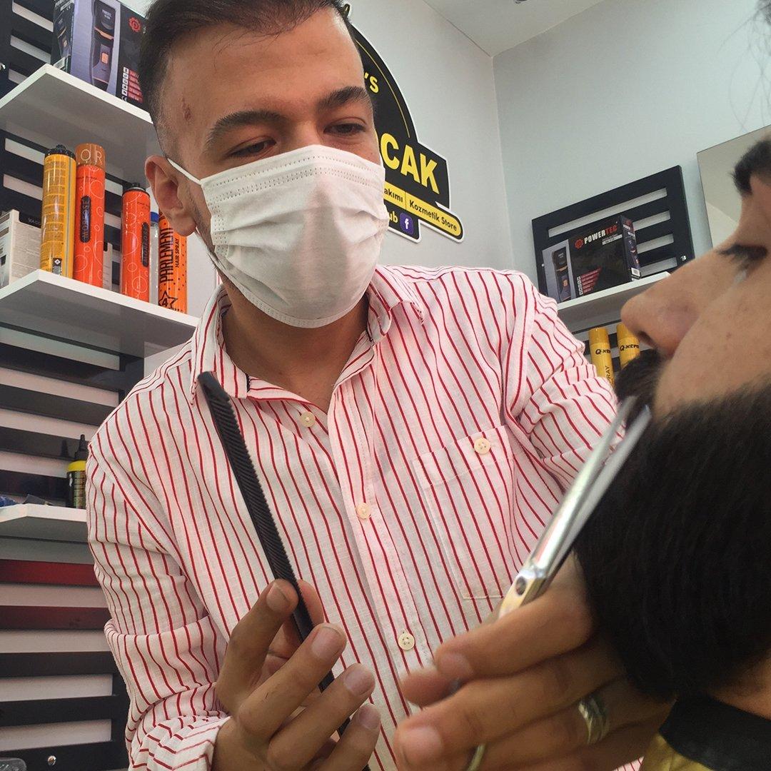 2 doz aşı olana sakal tıraşı bedava