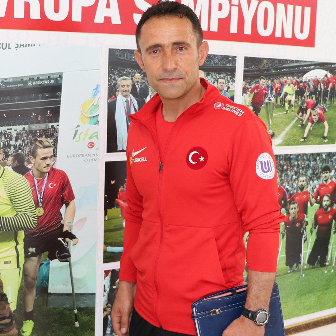 2022 Ampute Futbol Dünya Kupası, Türkiye'de