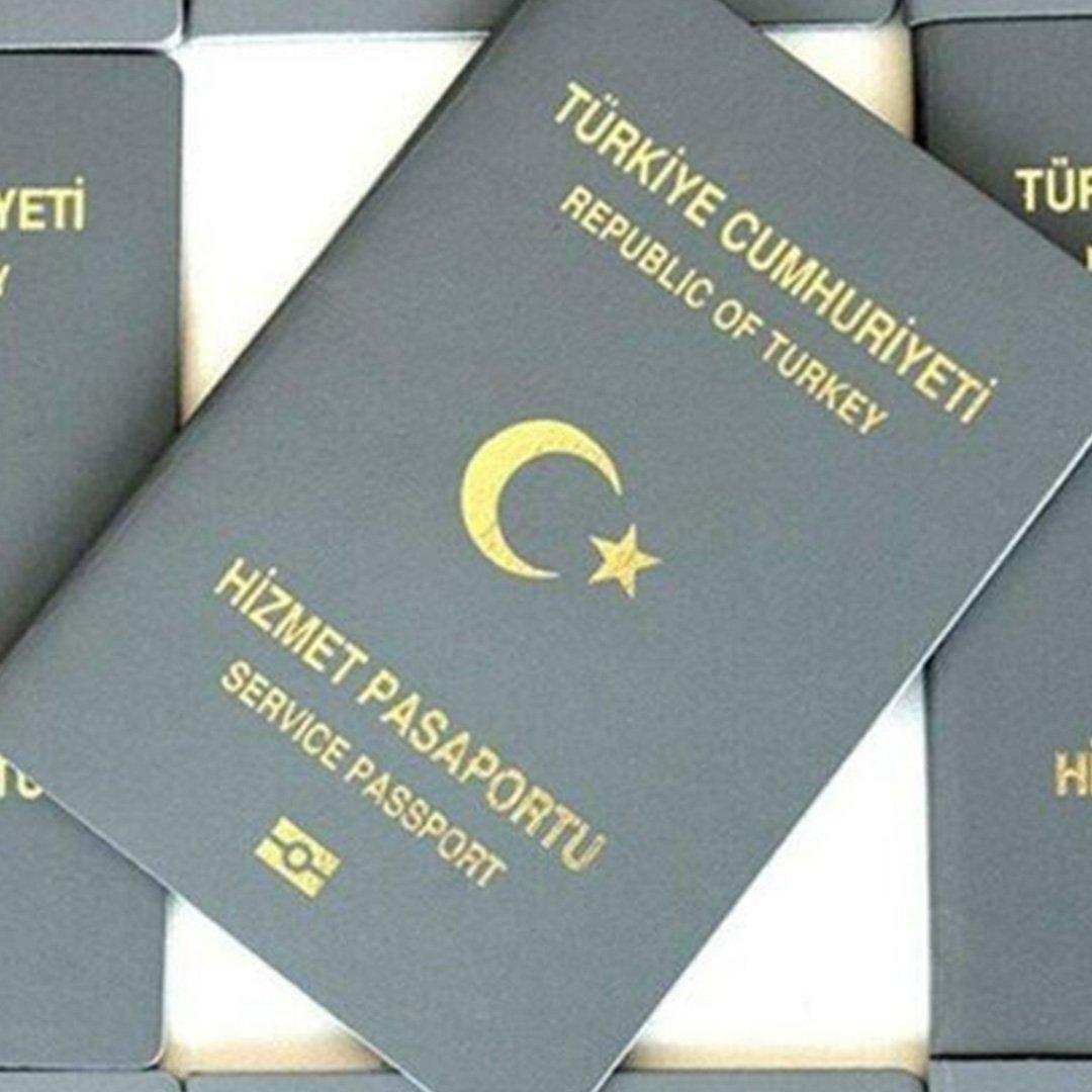 6 belediyeye gri pasaport soruşturması