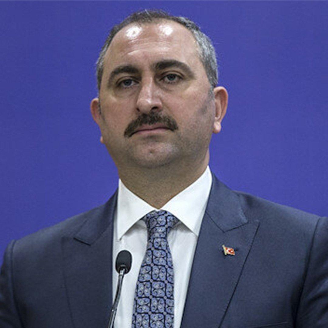 Adalet Bakanı Gül'ün acı kaybı