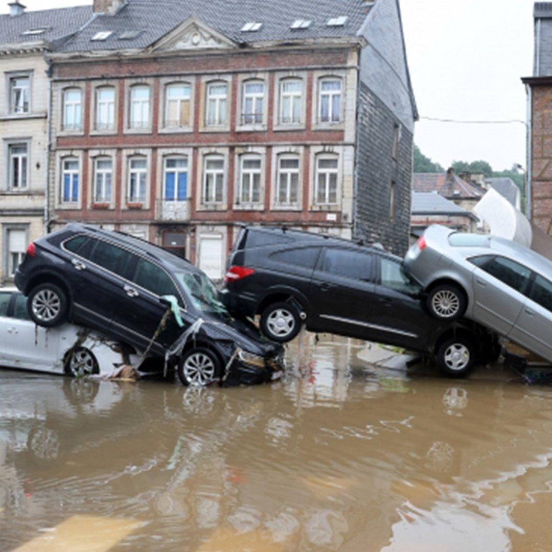 Almanya'da sel felaketinde can kaybı 42'ye yükseldi