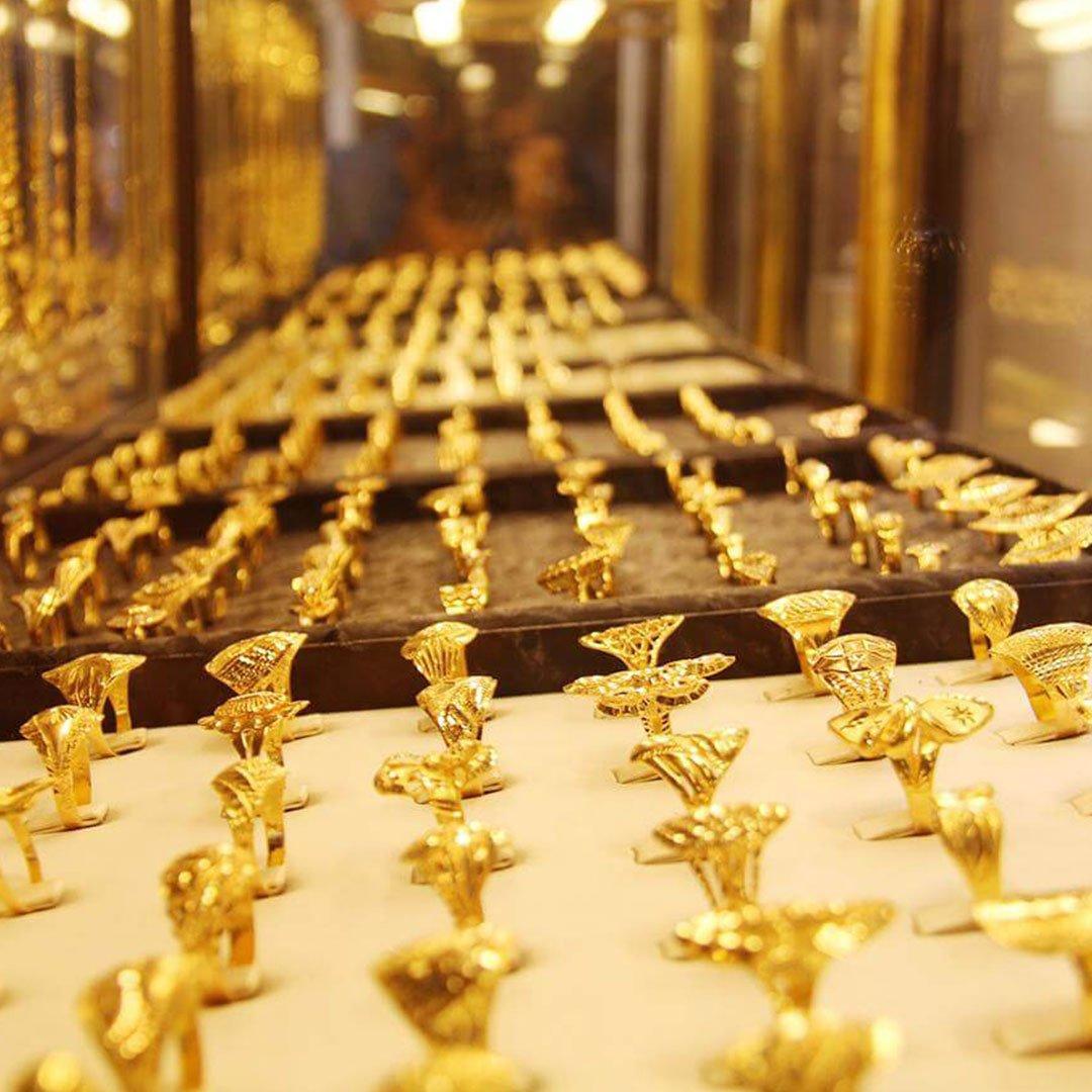 Altın son 7 ayın en yüksek seviyesinde