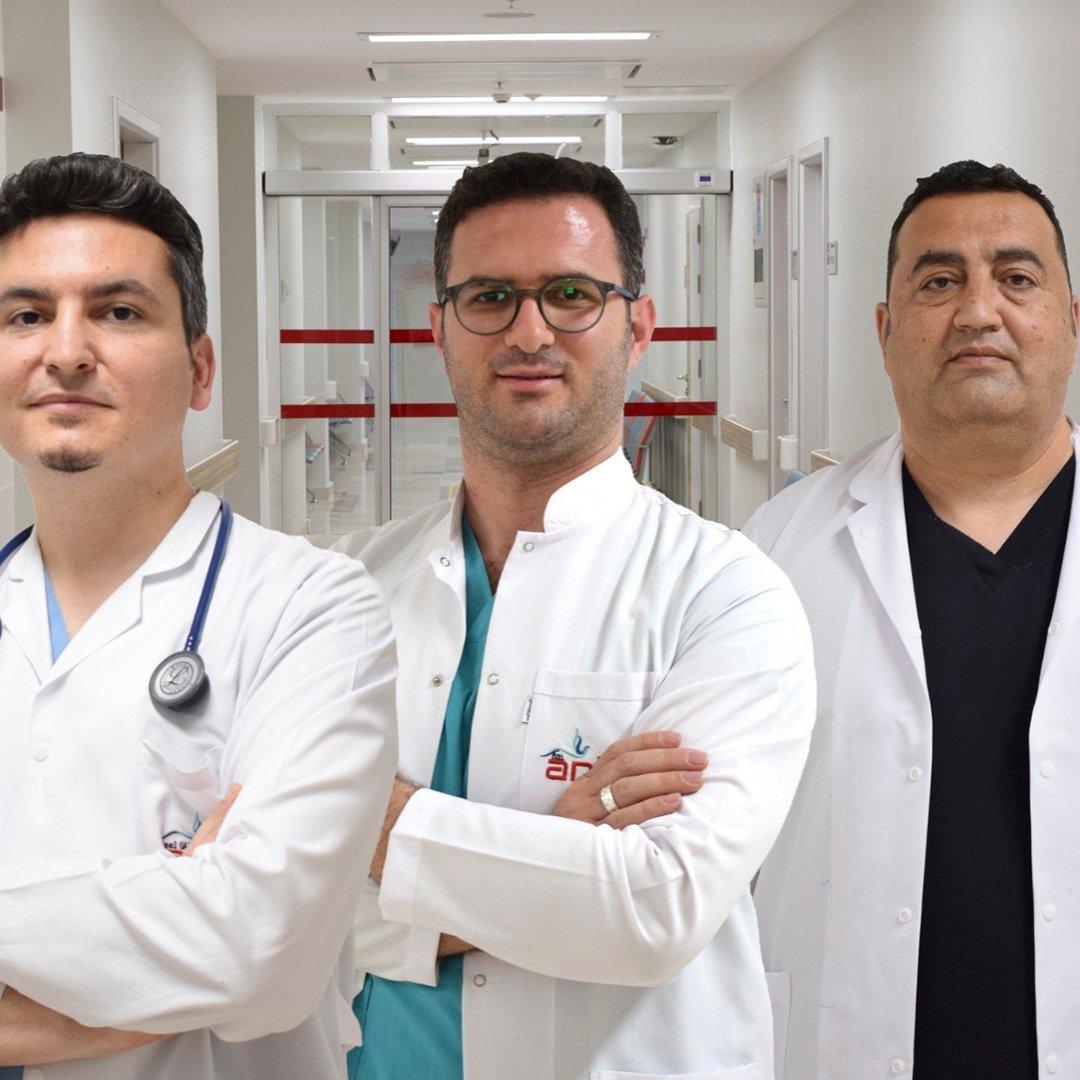 ANKA Hastanesinde hekim sayısını artıyor