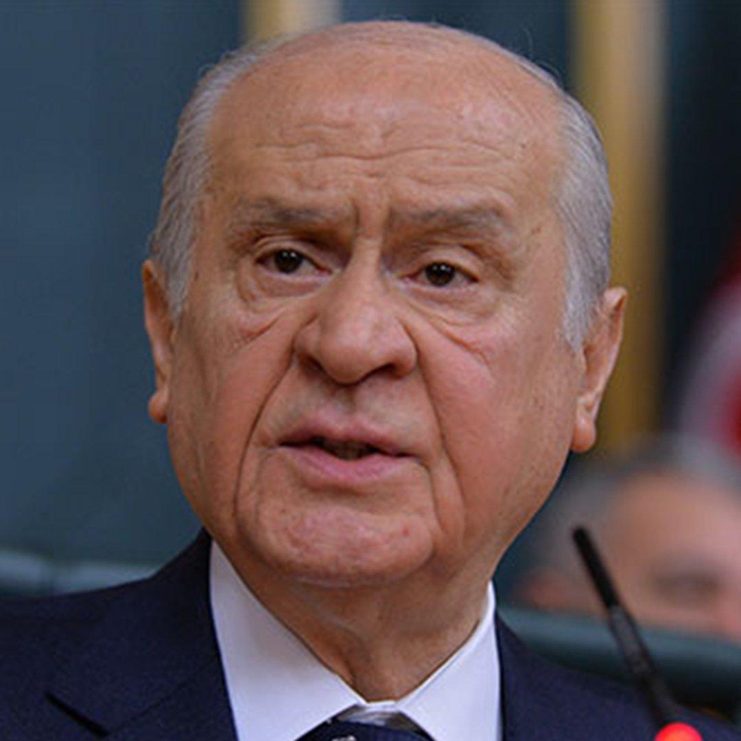Bahçeli'den Kılıçdaroğlu'na sert tepki