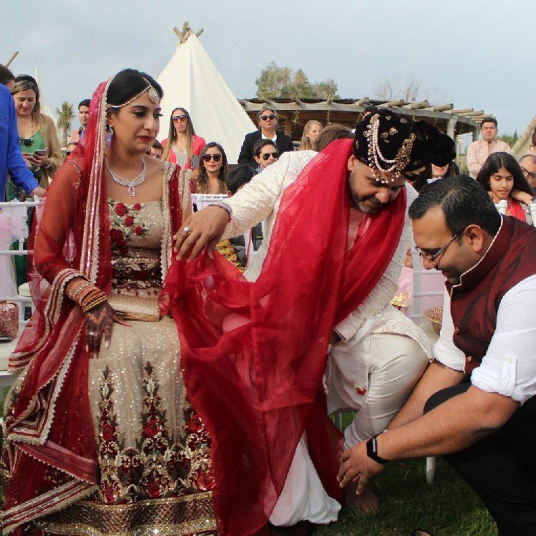 Bilim insanlarından 'Hint' düğünlerine tepki