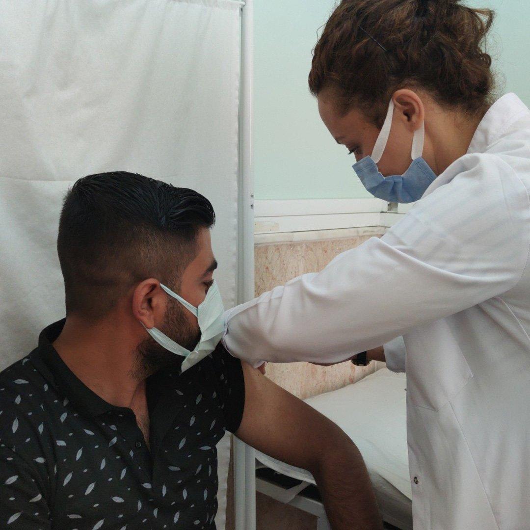 BioNTech aşısı Gaziantep'te