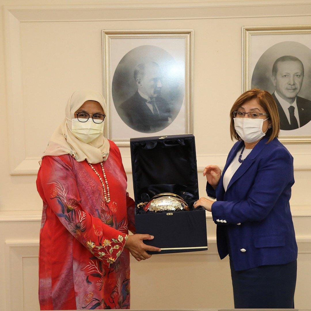 BM'den Büyükşehir'e iş birliği teklifi