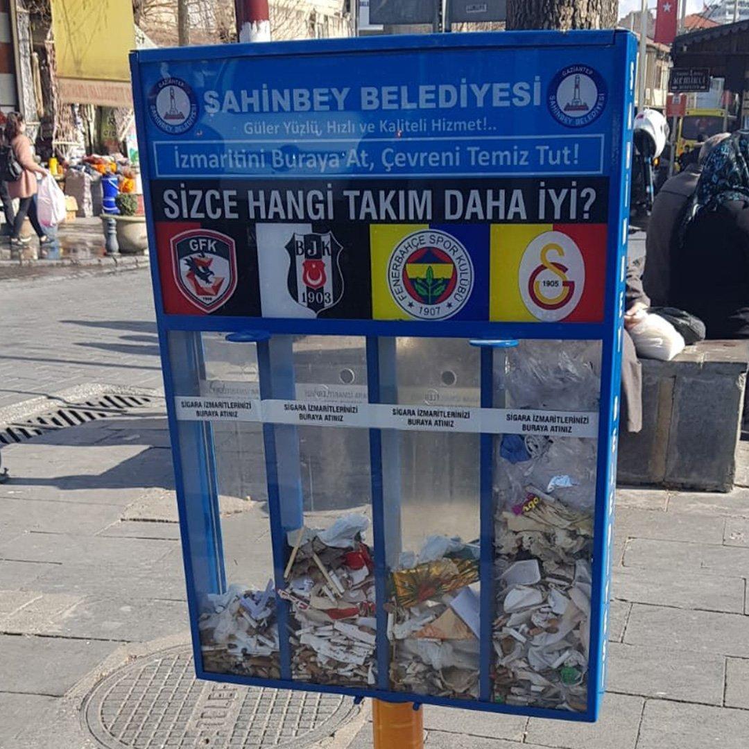 Bu ligin şampiyonu Galatasaray