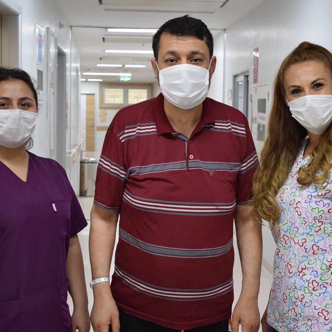 Cerrahi yöntem ile diyabeti yendi