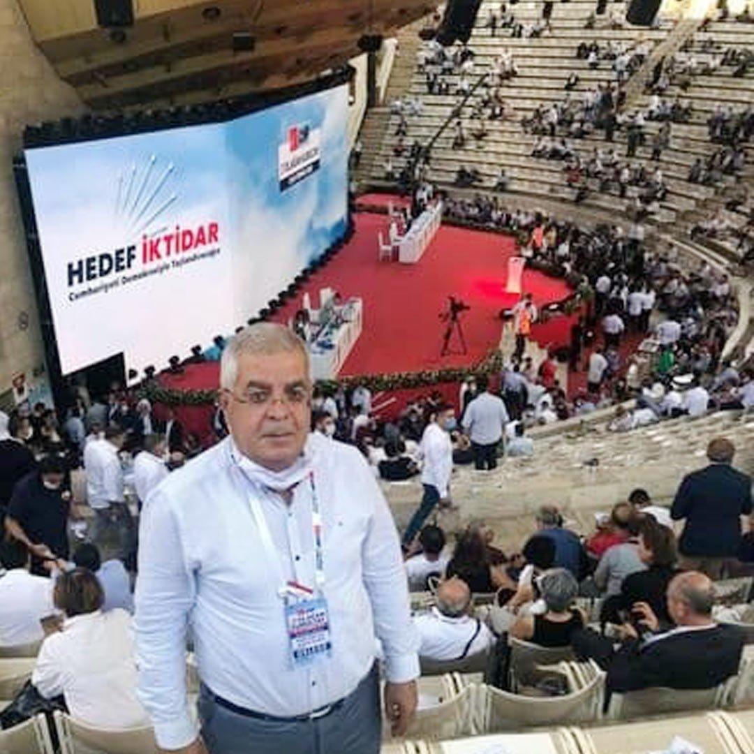 CHP'de 143 gün sonra yeni başkan belirlendi
