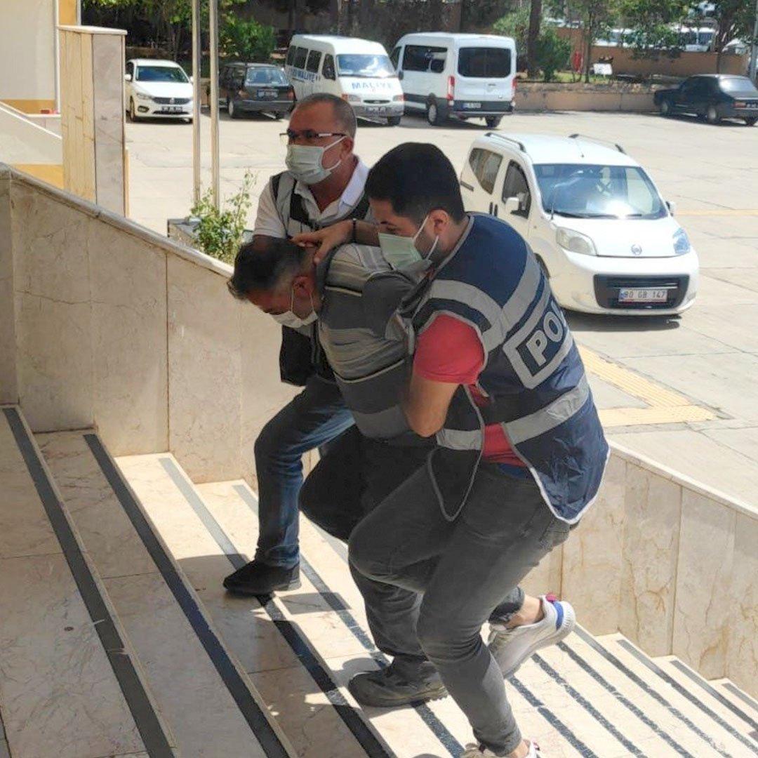 Cinsel taciz iddiasıyla gözaltına alınan zanlı tutuklandı