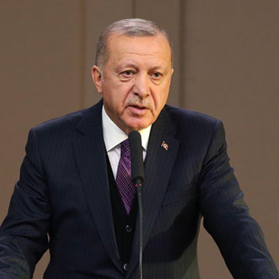 Cumhurbaşkanı Erdoğan'dan döviz ve enflasyon açıklaması