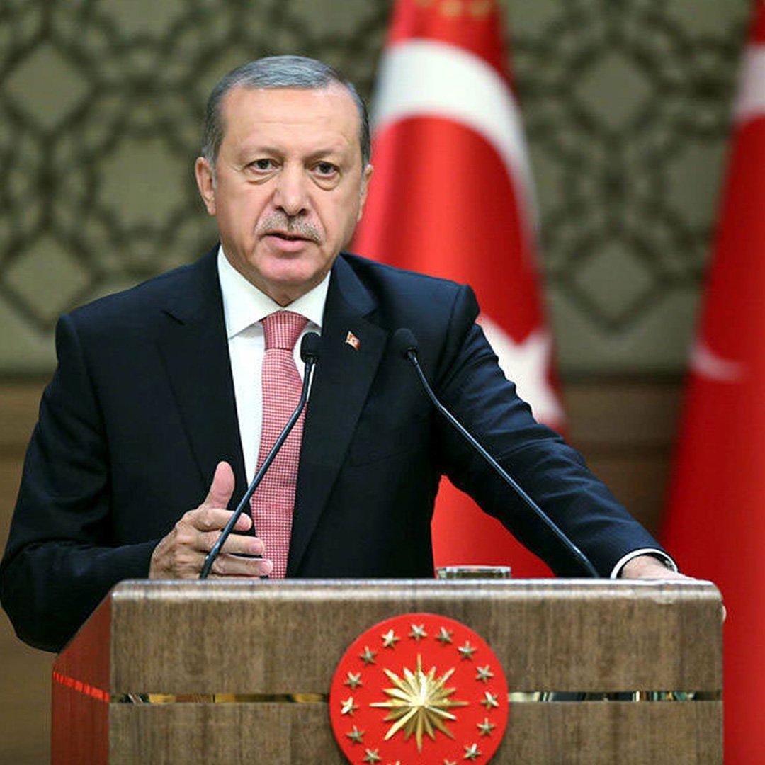Cumhurbaşkanı Erdoğan'dan yeni destek sinyali