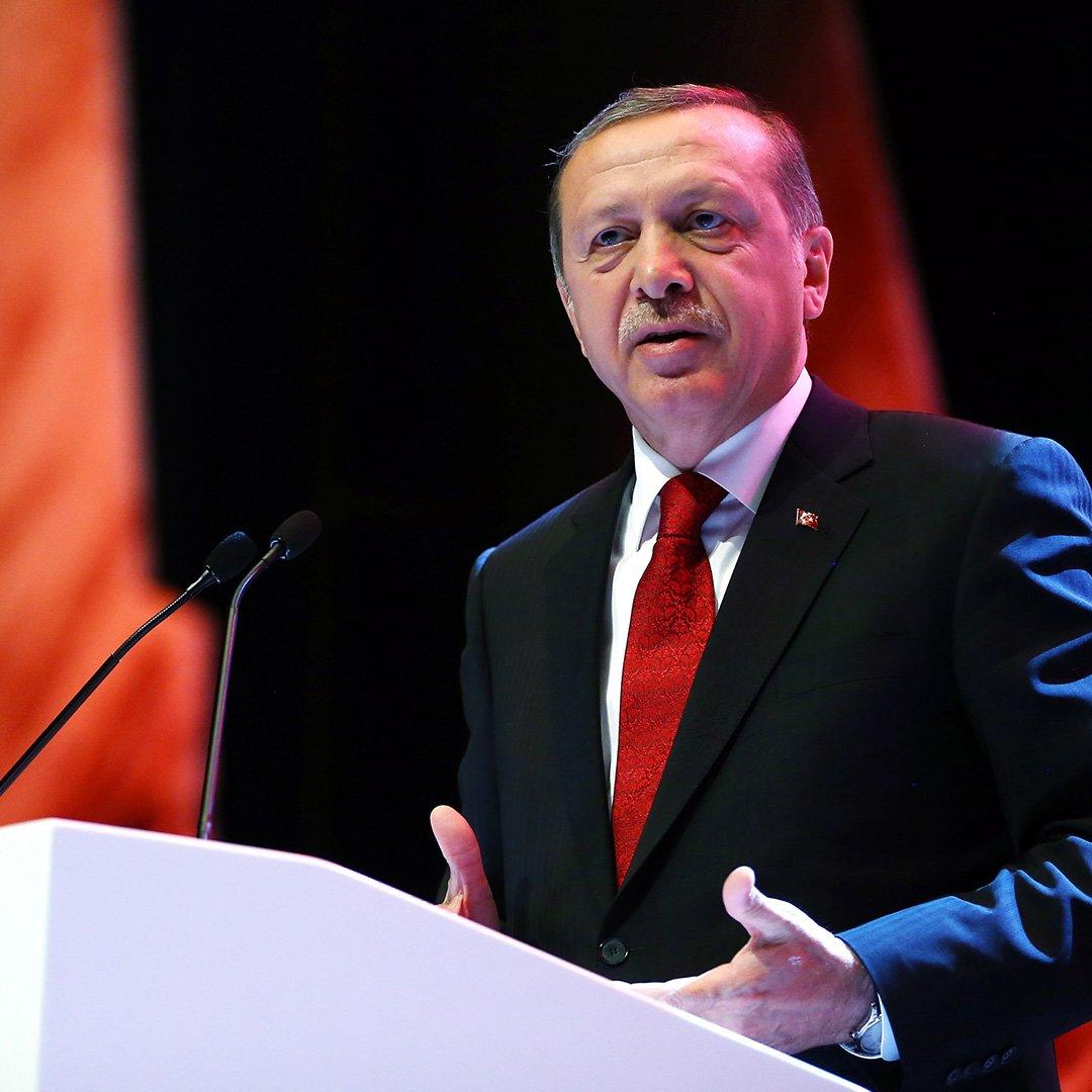 Cumhurbaşkanı Erdoğan: Mısır halkı bizimle ters düşmez