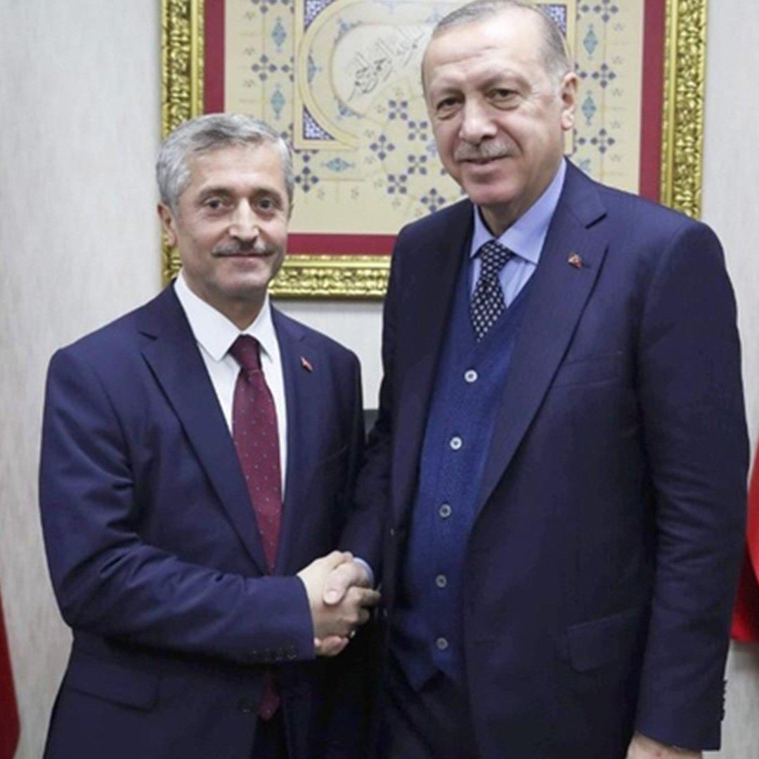 Cumhurbaşkanı Erdoğan tebrik etti