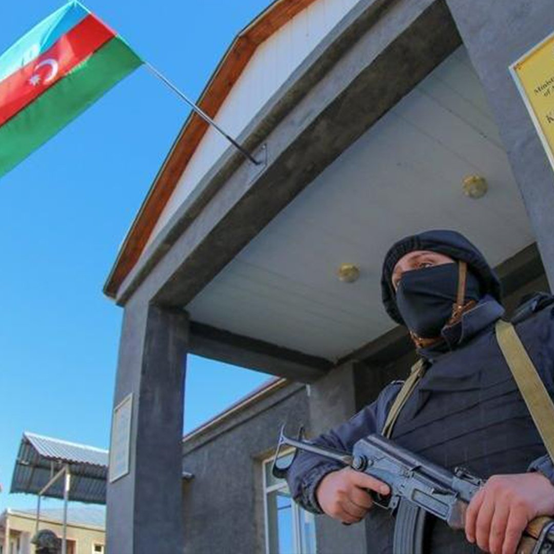 Dağlık Karabağ'da 2 bin 823 Azerbaycan askeri şehit oldu