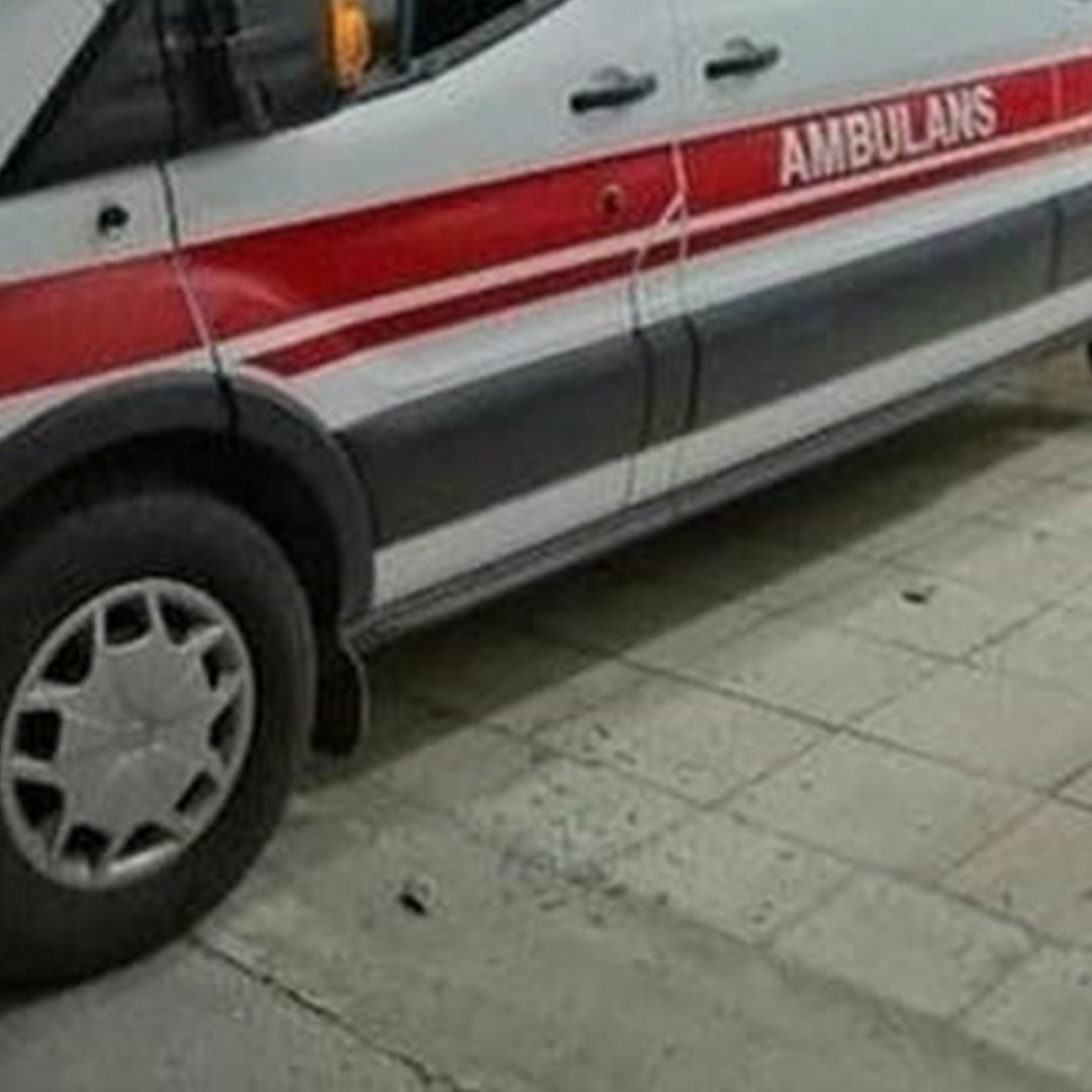 Diş ağrısına ambulans istedi, gelmeyince 112 istasyonunu ve ambulansı taşladı