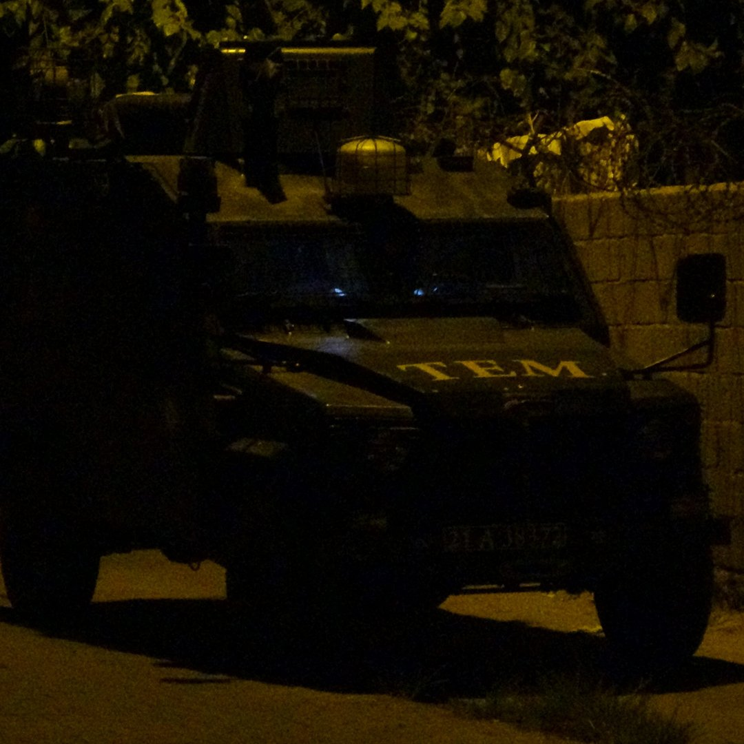 Diyarbakır'da patlama sesi polisi harekete geçirdi