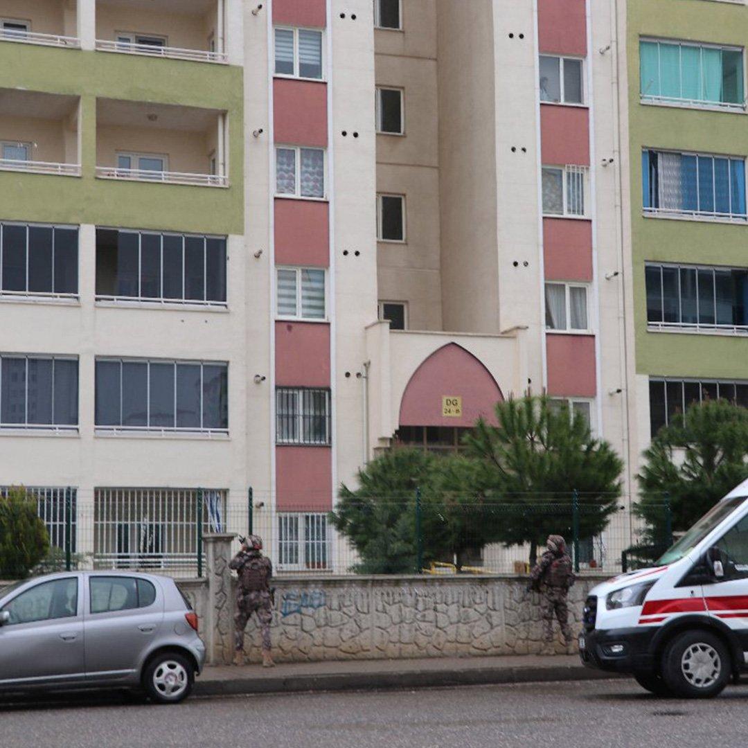 Diyarbakır'da 'rehine' operasyonu…