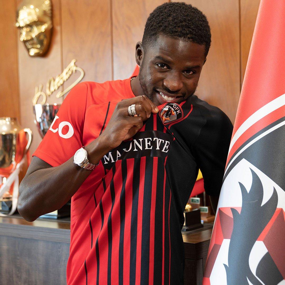 Djilobodji ile 3 yıllık sözleşme uzattı
