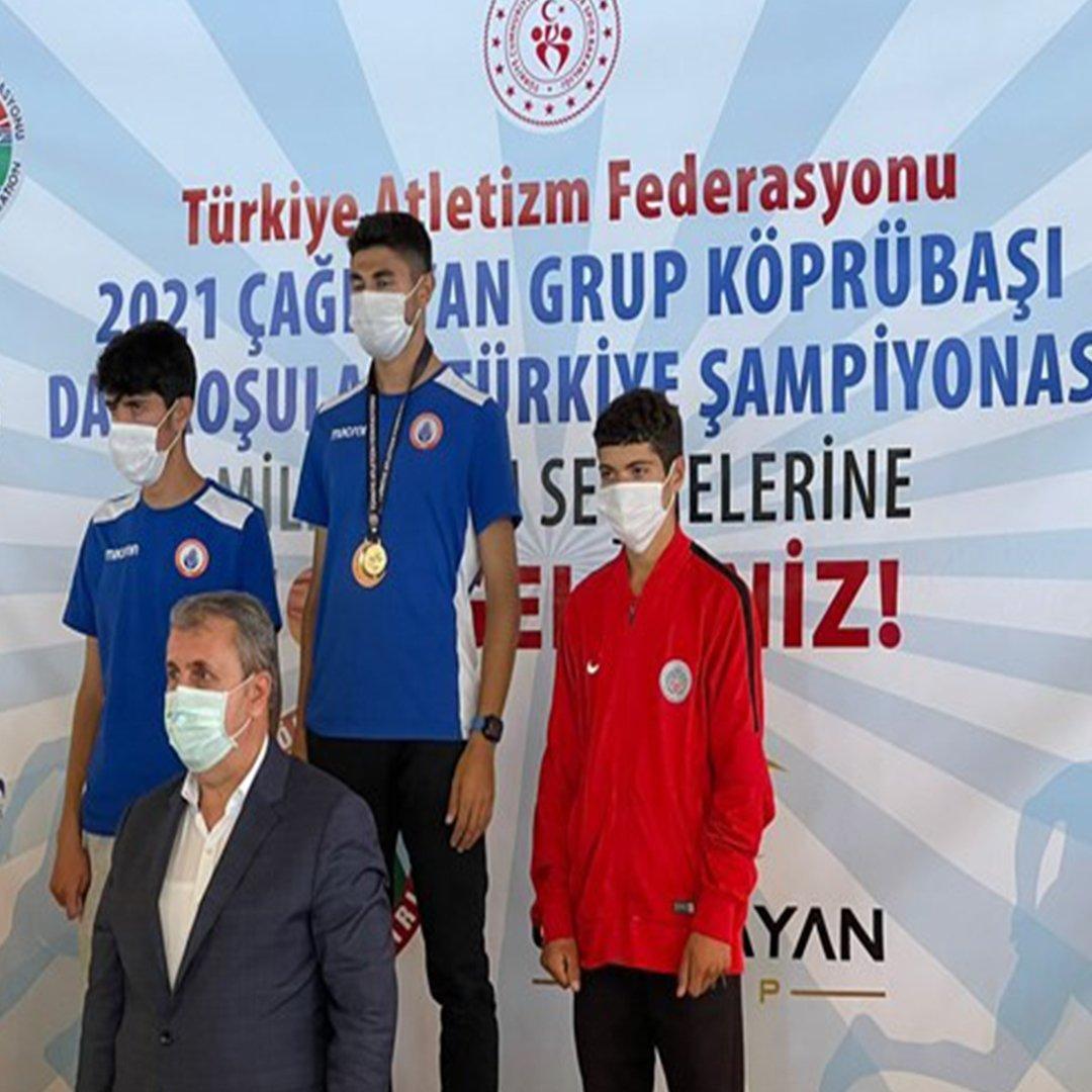 Dünya Şampiyonasına Malatya'dan 3 sporcuya davet