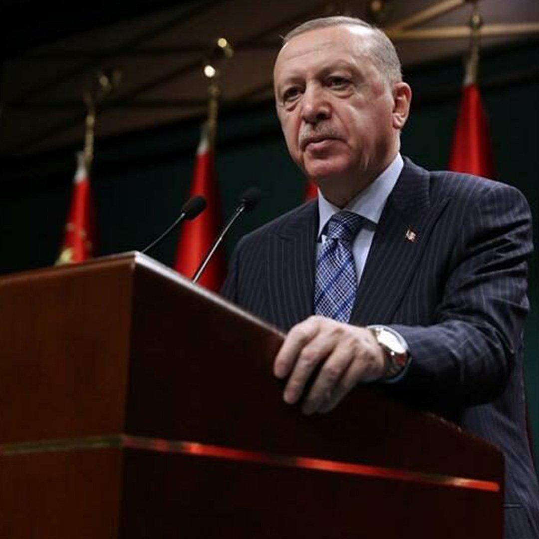 Erdoğan'a destek en düşük seviyeye indi