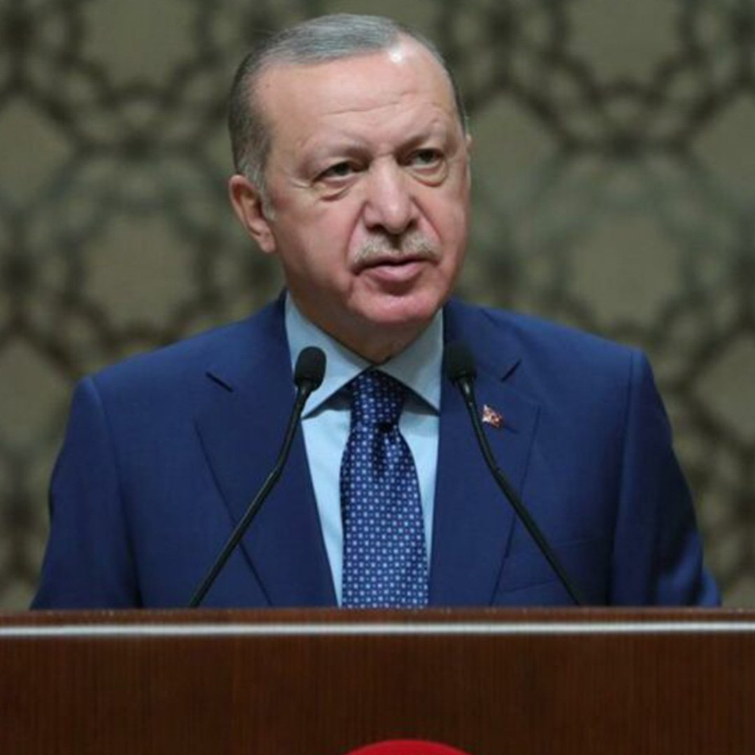 Erdoğan'dan dünyaya İsrail çağrısı