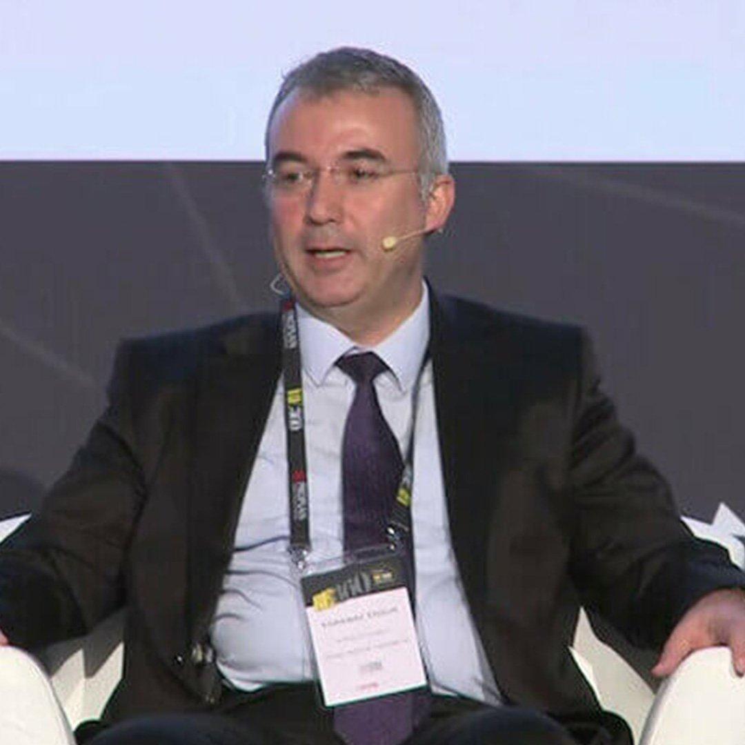 Ergun Enes Borsa İstanbul'un yeni Genel Müdürü oldu