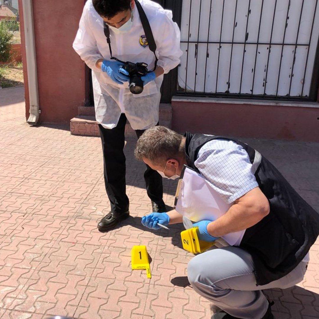 Eskişehir'de silahlı kavga:1 yaralı