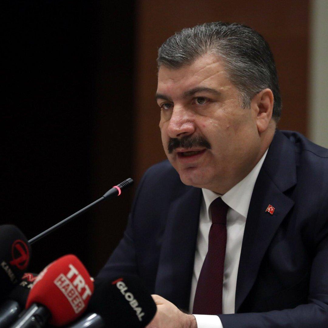 Fahrettin Koca'dan kritik açıklamalar