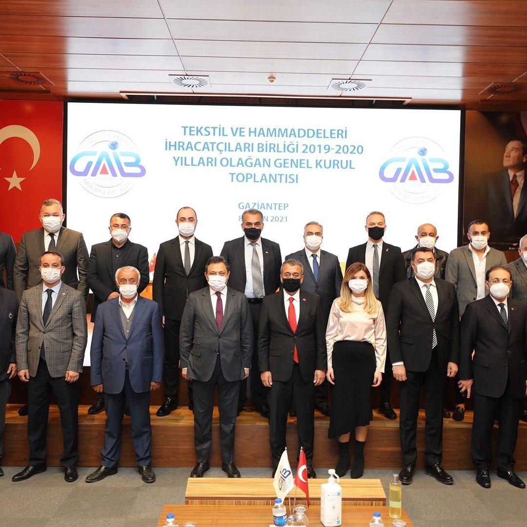 GAİB'de önemli toplantı
