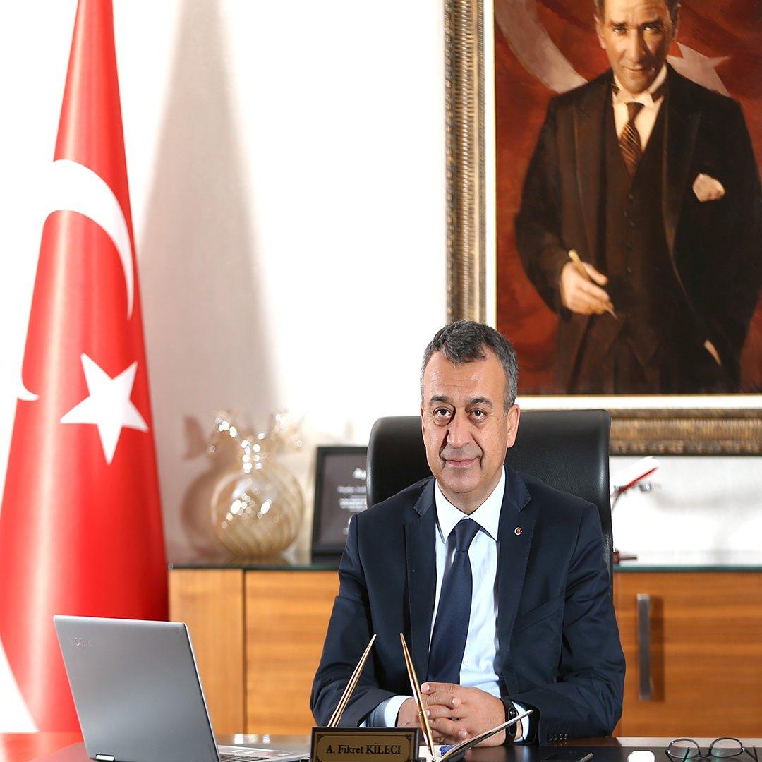 GAİB Koordinatör Başkanı Ahmet Fikret Kileci
