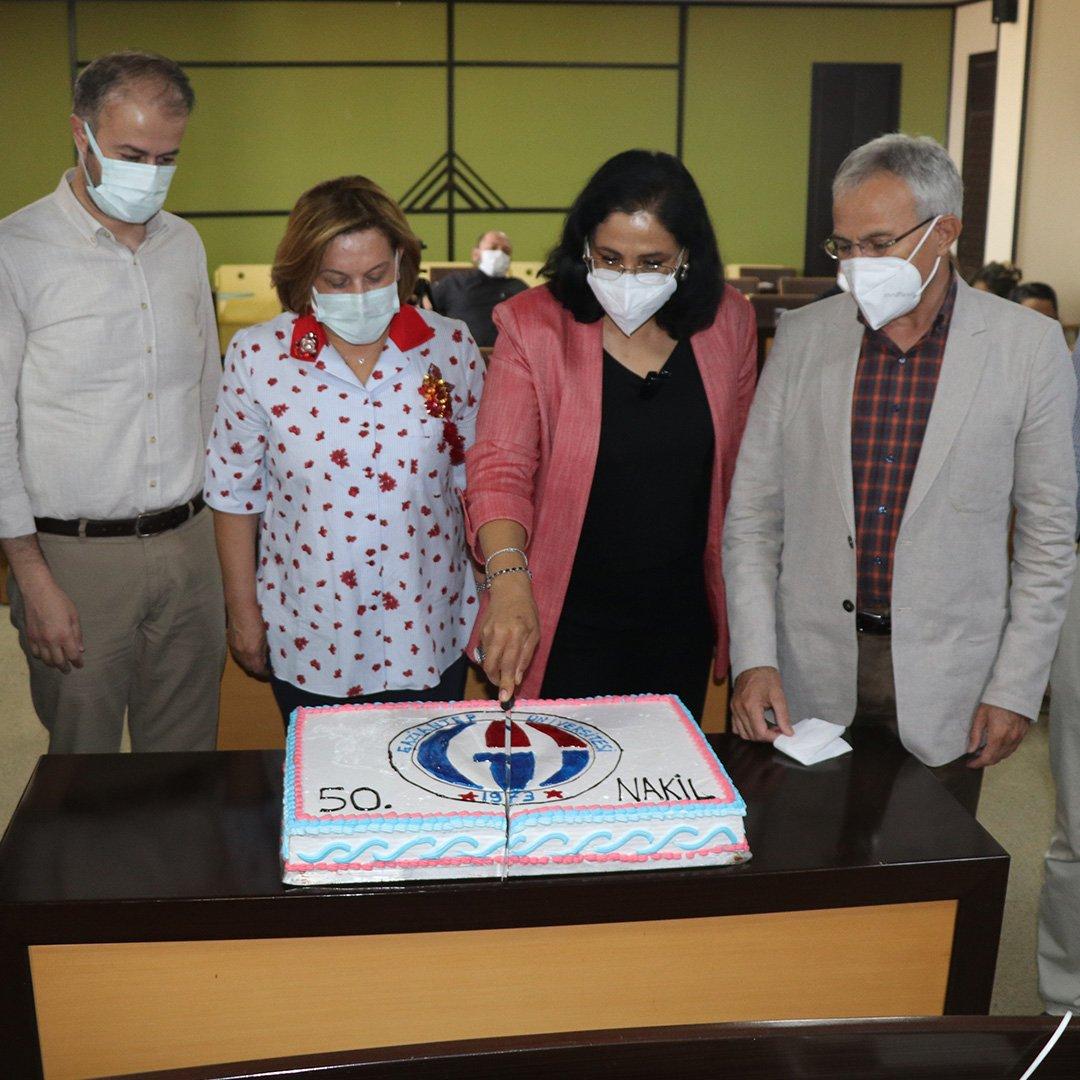 GAÜN Onkoloji Hastanesinde 50'nci nakil sevinci