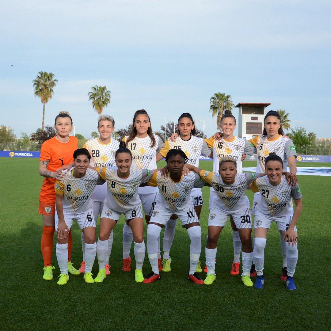 Gaziantep ALGSPOR Yarı Finalde 2-0