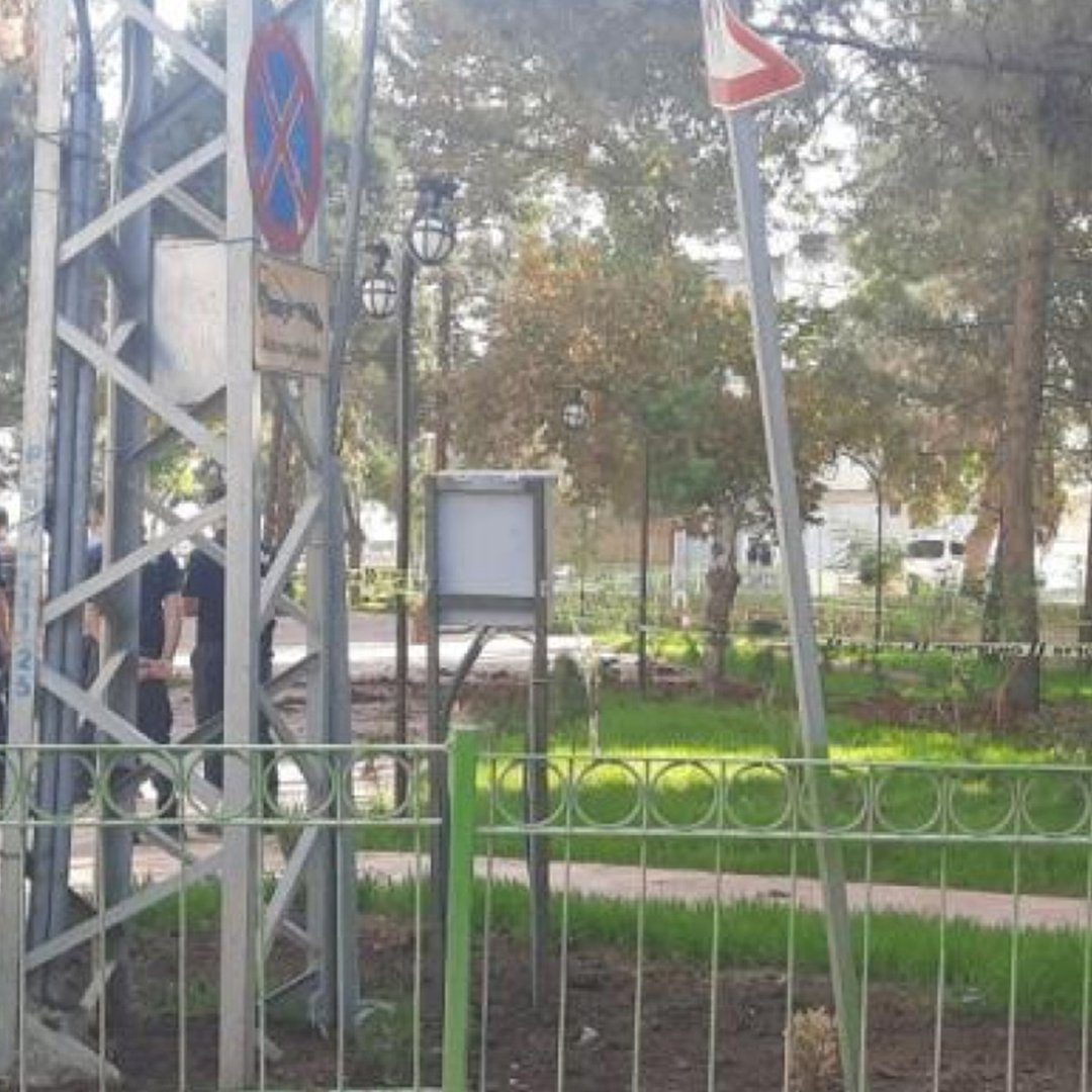Gaziantep'e havan saldırısı