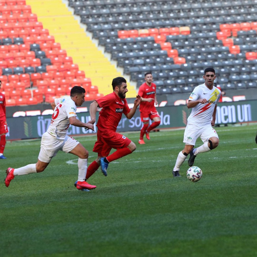Gaziantep FK'da 3 futbolcu pozitif çıktı