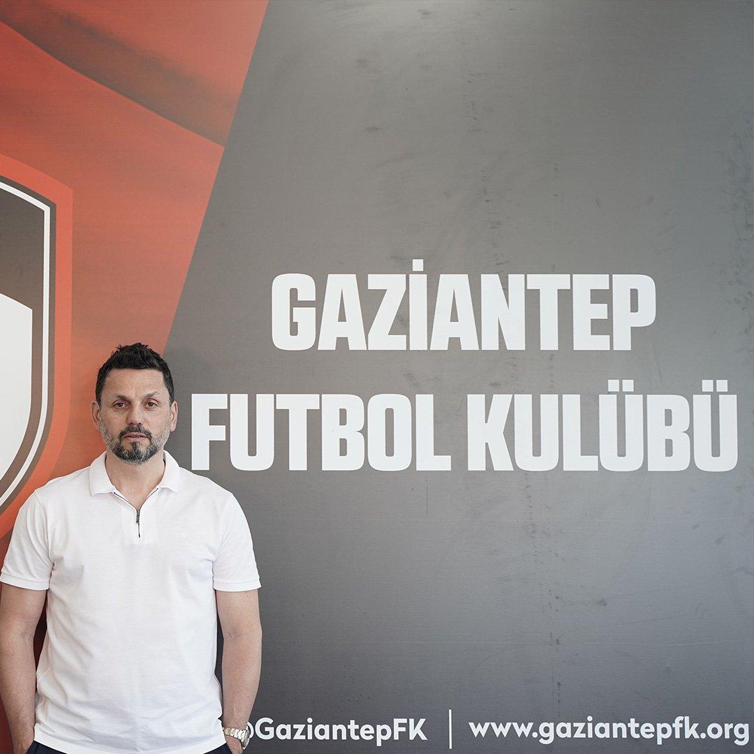 Gaziantep FK'da Erol Bulut dönemi