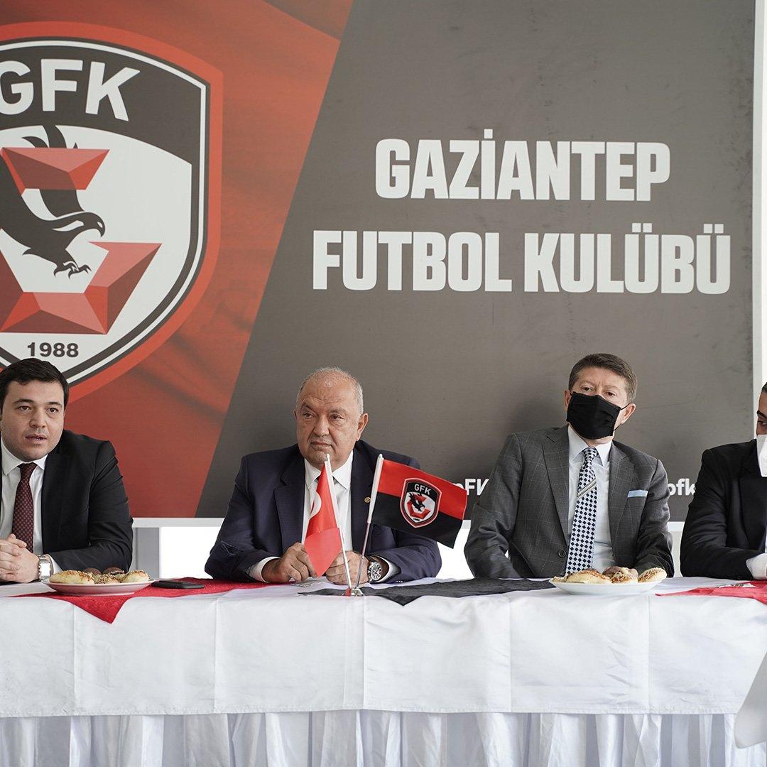 Gaziantep FK'nın yeni başkanı Cevdet Akınal oldu