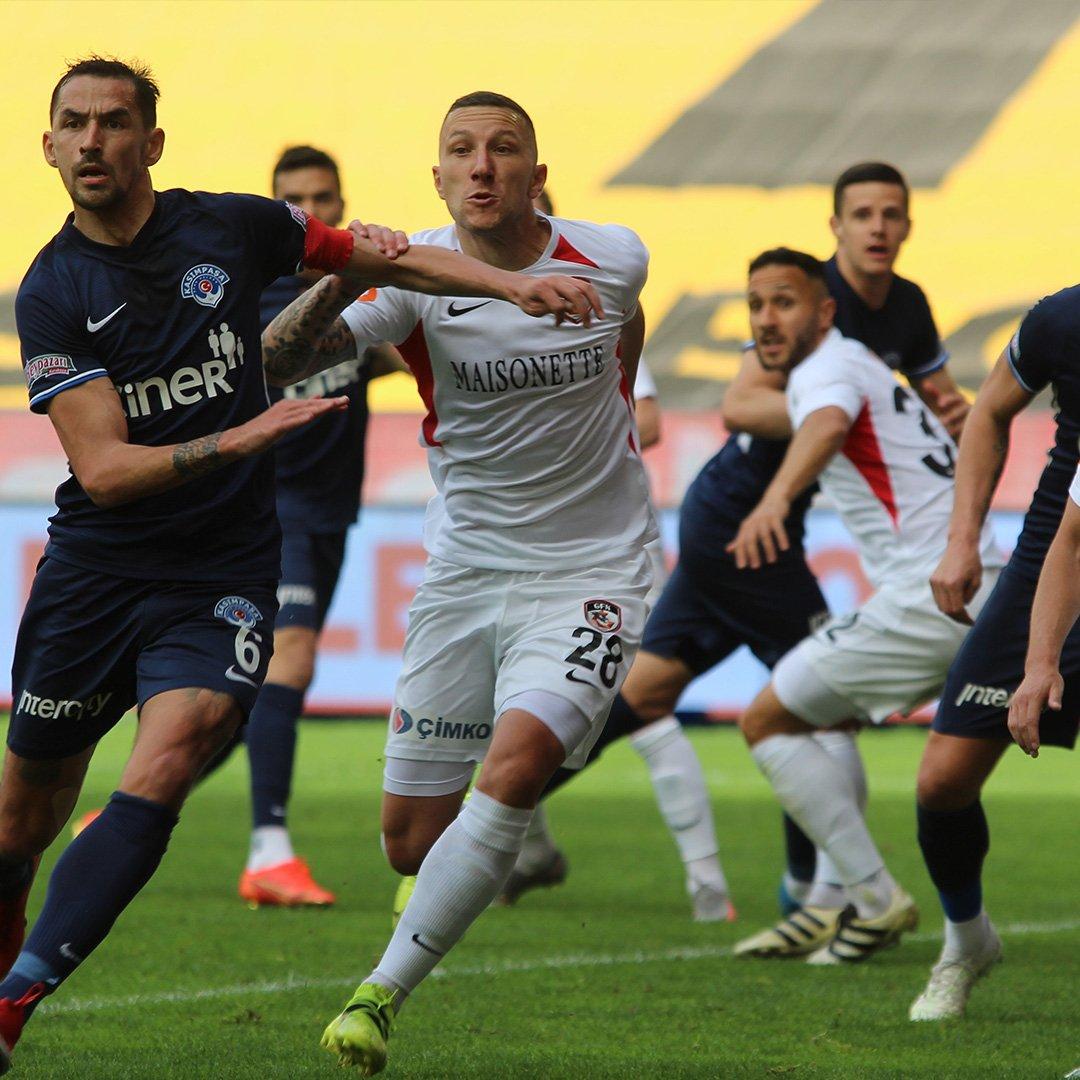 Gaziantep FK'nın yeni hedefi belli oldu