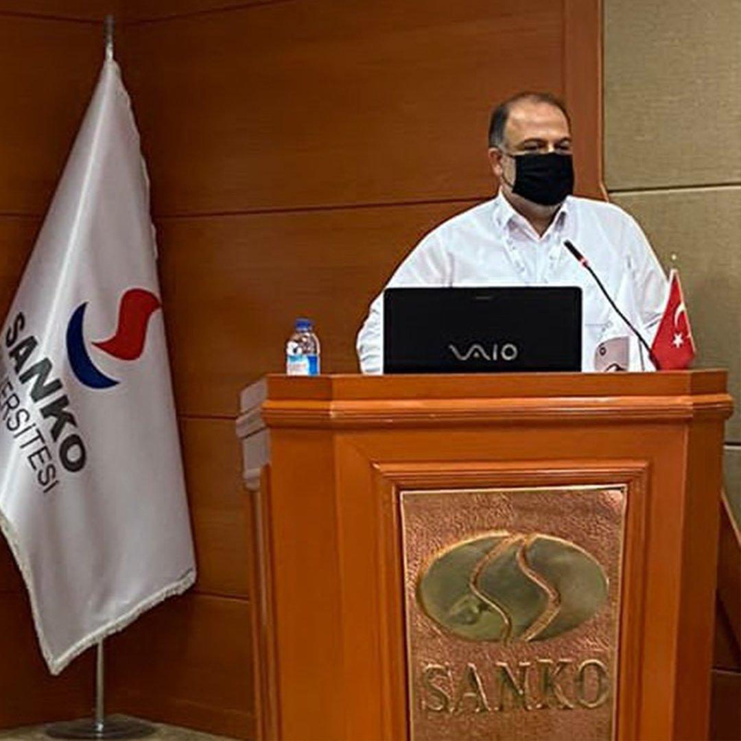 Gaziantep İl Sağlık Müdürlüğü Acil Sağlık Hizmetleri Başkanlığı Afetlerde Sağlık Hizmetleri Birimi tarafından