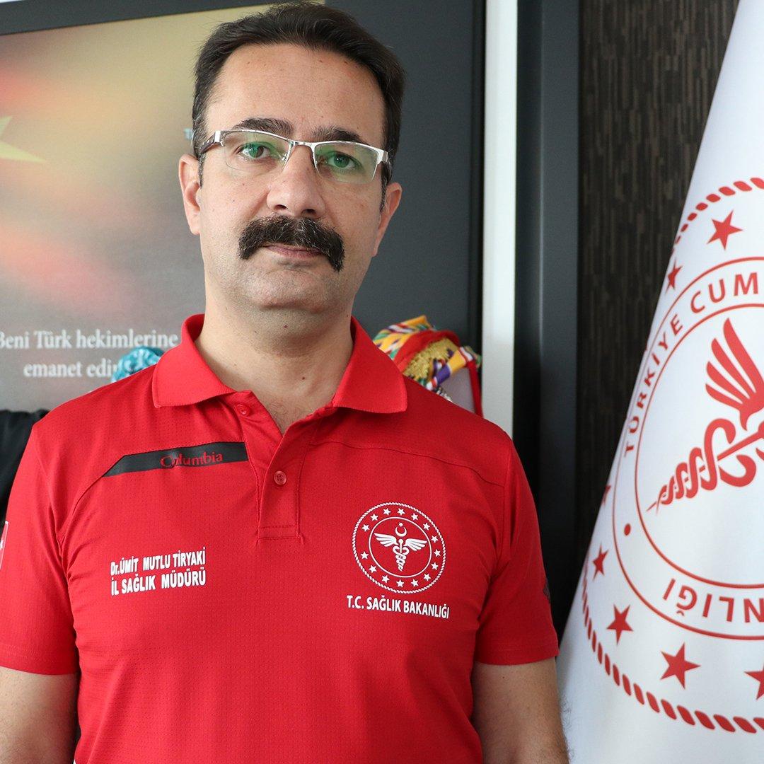 Gaziantep İl Sağlık Müdürü Tiryaki'den delta varyantı uyarısı