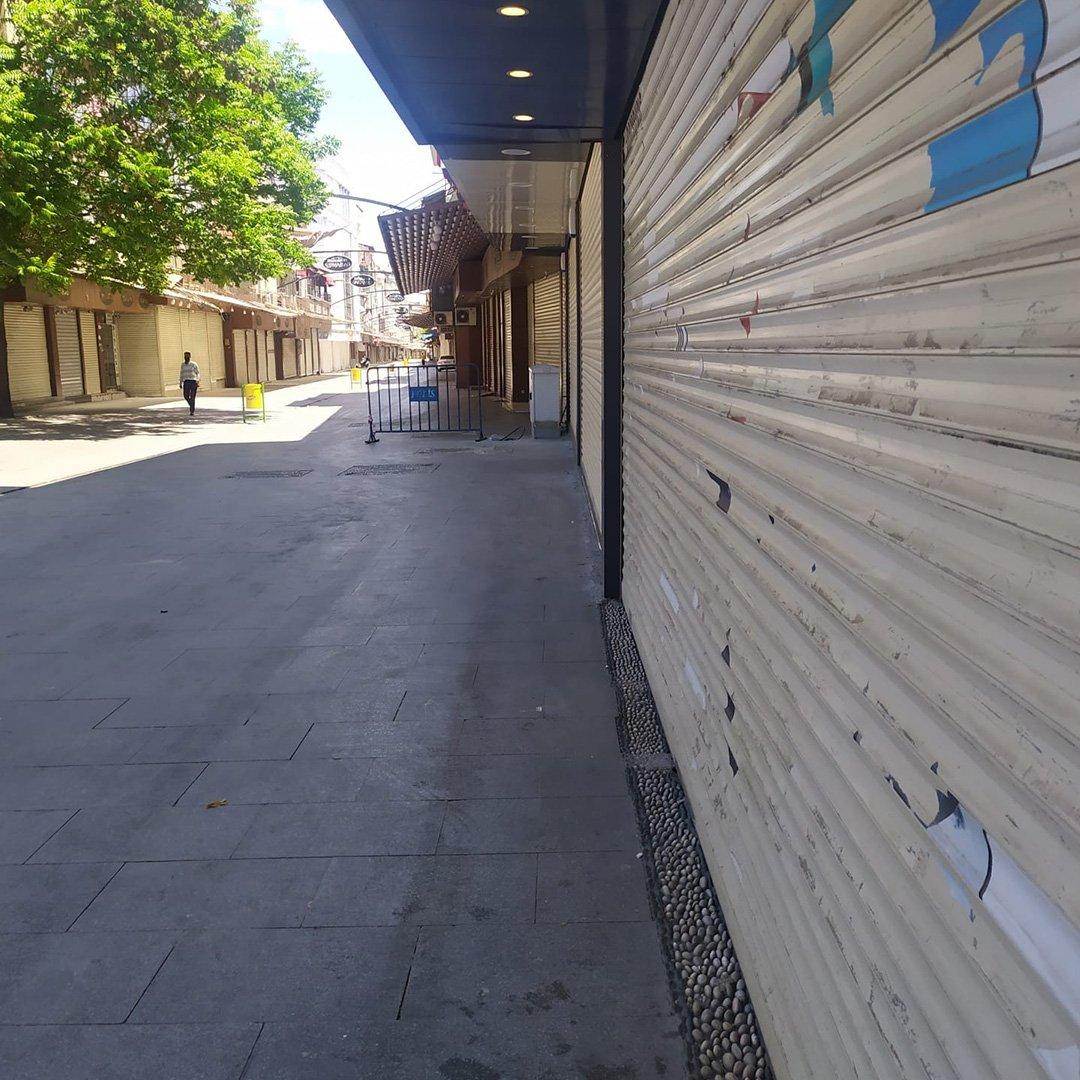Gaziantep'in en kalabalık noktalarında