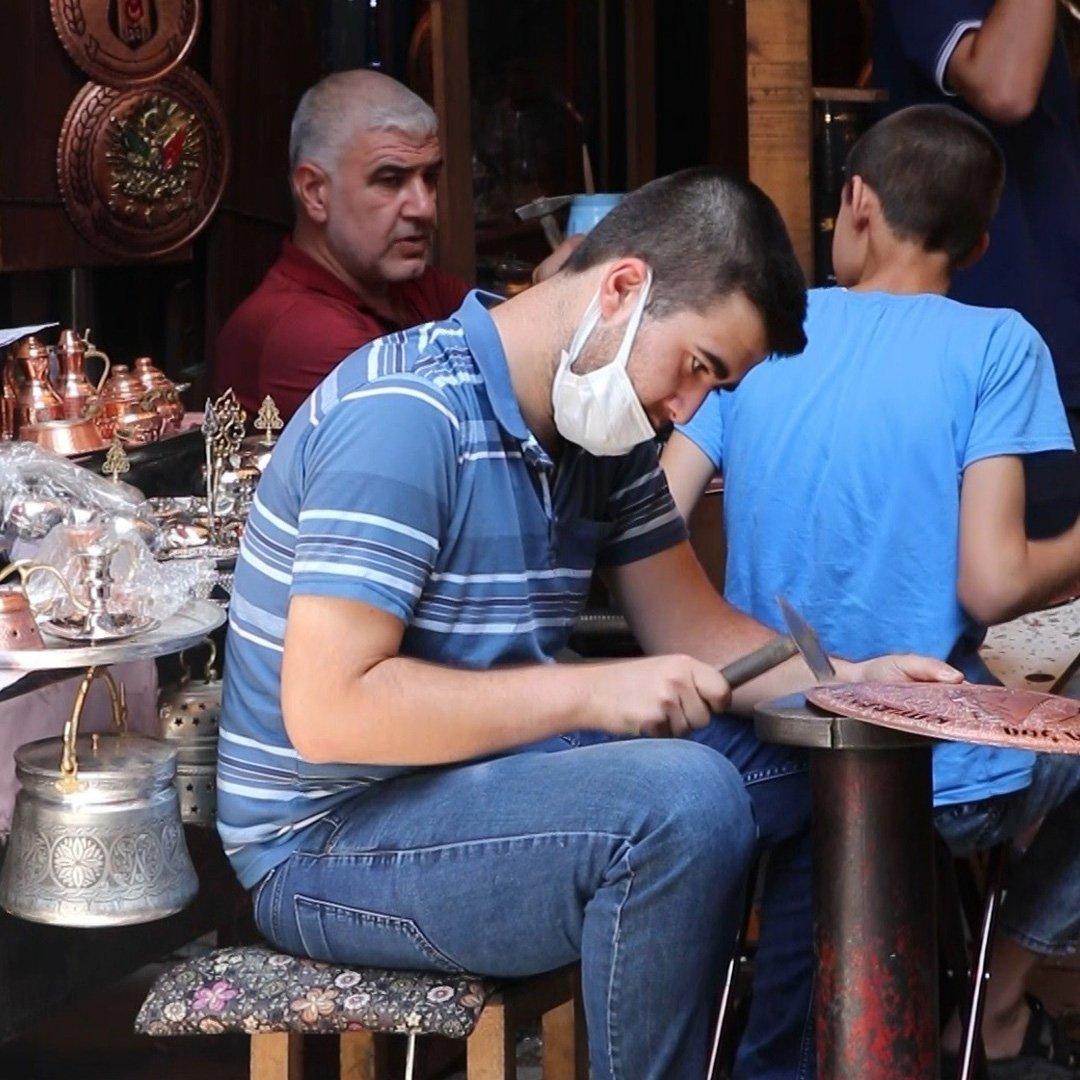 Gaziantep'in tarihi yerleri eski canlılığına kavuştu