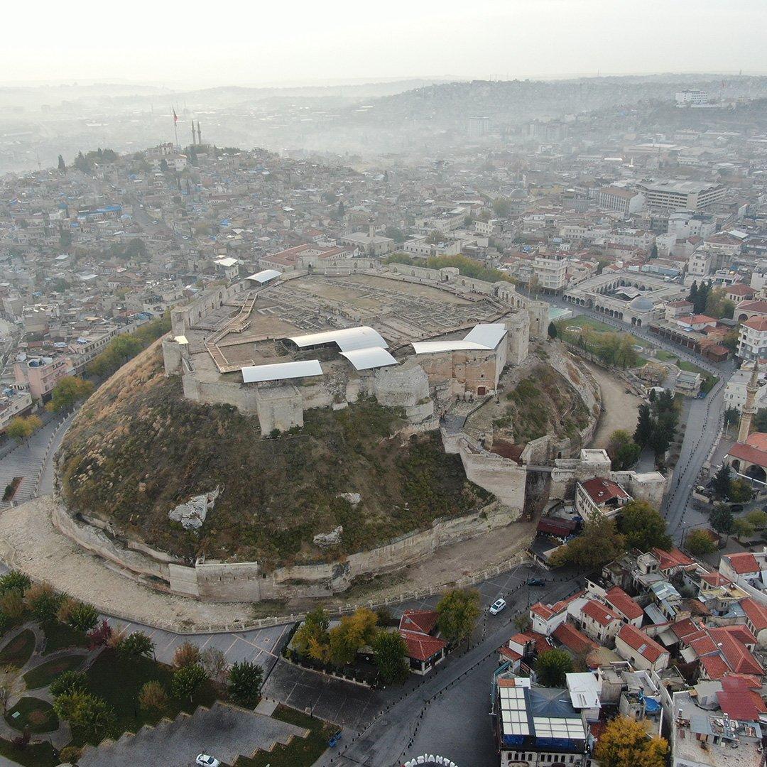 Gaziantep'te 288 kişiye Covid-19 cezası