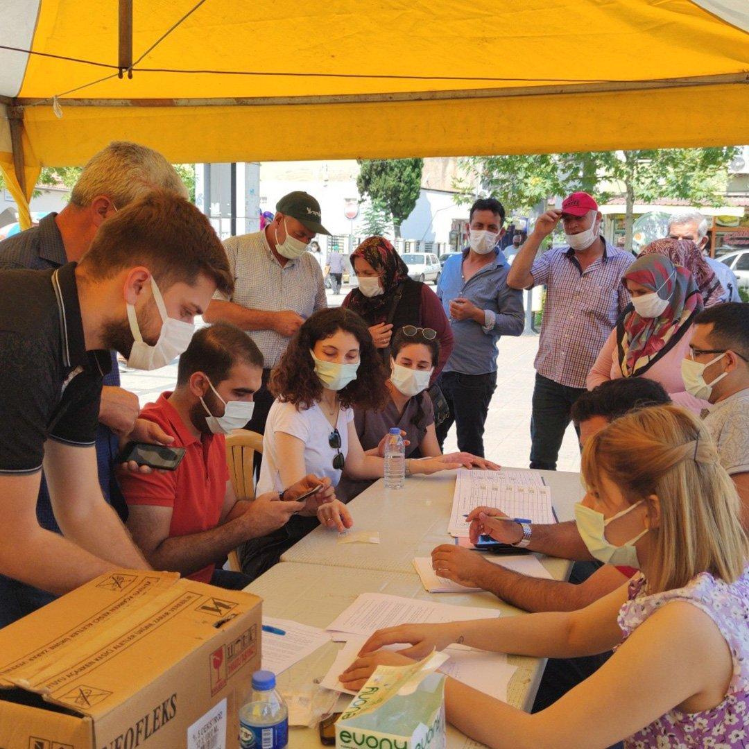 Gaziantep'te aşı seferberliği
