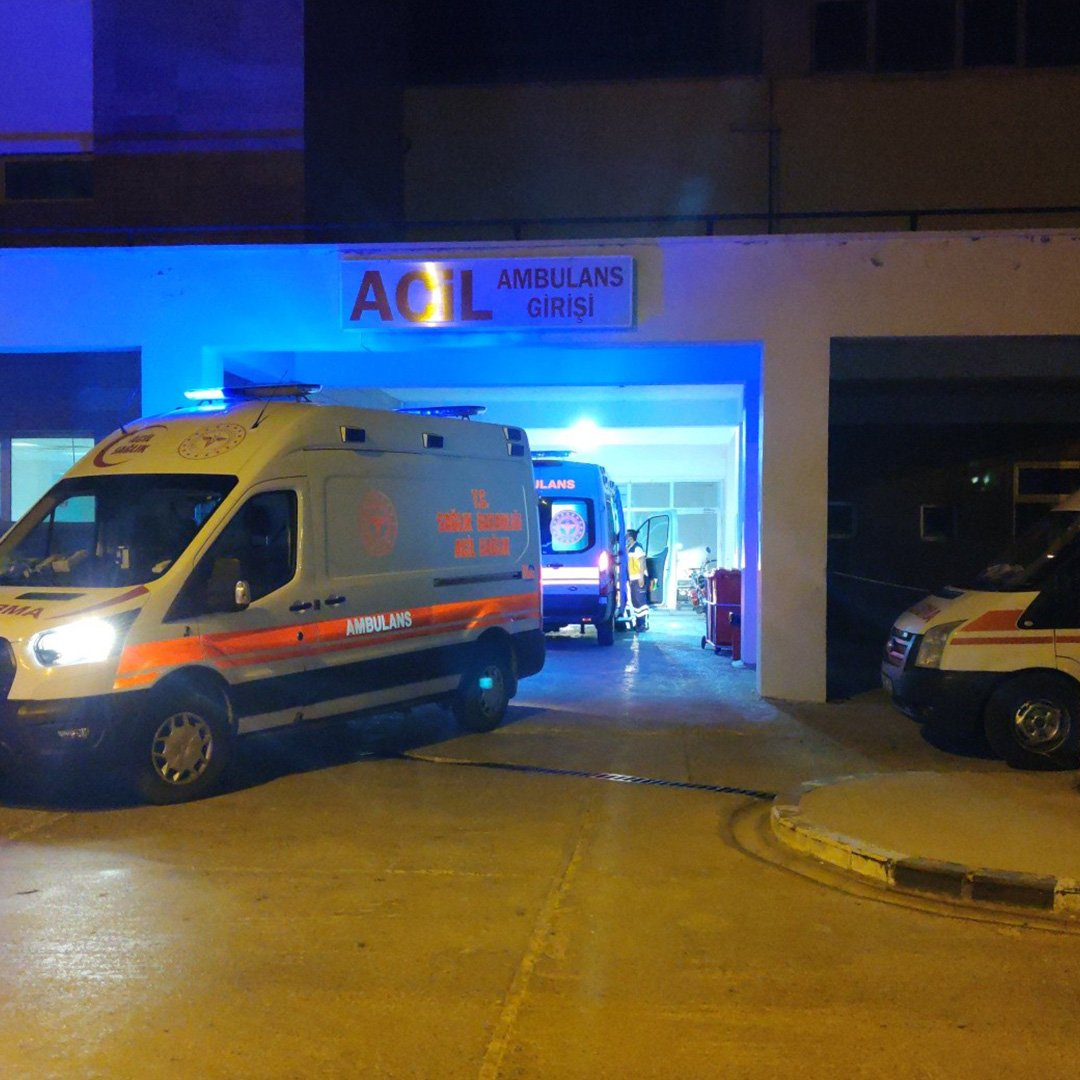 Gaziantep'te can pazarı! 1 ölü, 1 yaralı