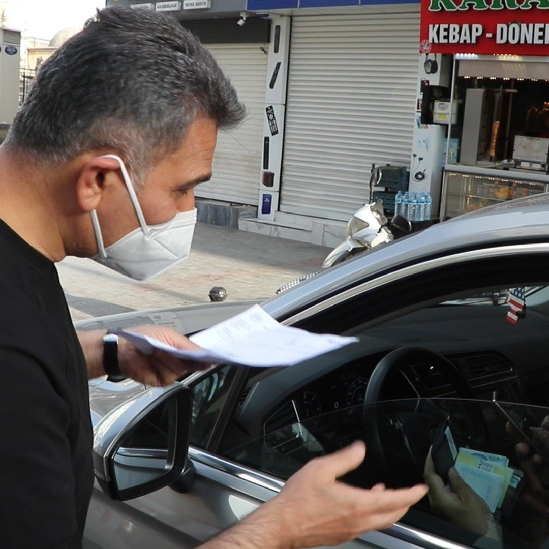 Gaziantep'te denetimler arttırıldı