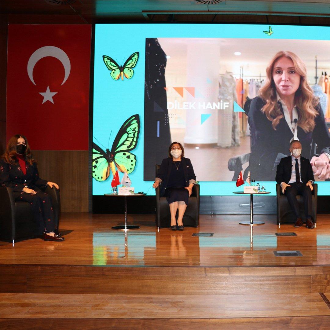 Gaziantep'te doku kumaş tasarım yarışması