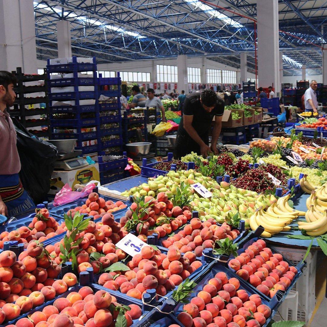 Gaziantep'te pazar yerleri yeniden açılıyor