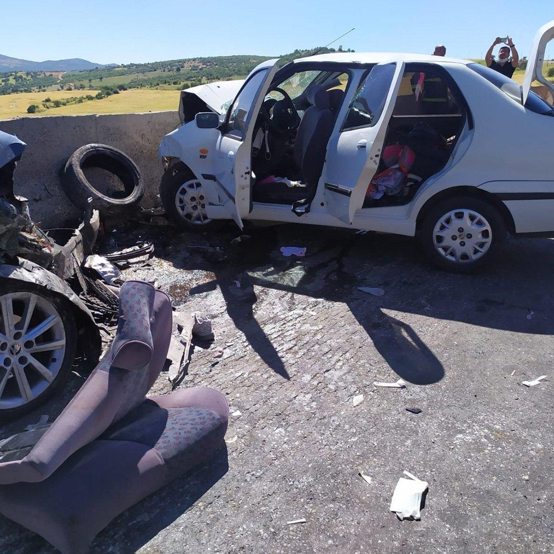 Gaziantep'te trafik kazasında 70 kişi öldü